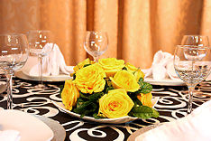 Yellow Rose Ball